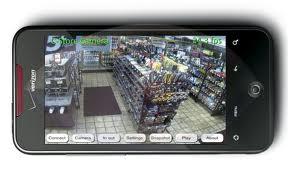 CCTV phone