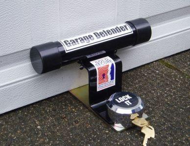 Garage Security - Keywise Southampton, Bournemouth