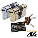 Avocet ABS High Security Euro Cylinder